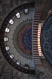 Haube-Detail der Selimiye Moschee stockbild