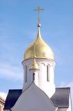 Haube einer Kapelle Stockfoto