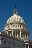 Haube-Kapitol-Gebäude im Washington DC Stockfotografie