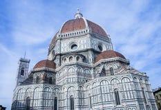 Haube von Florenz Stockfotografie