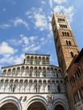 Haube von Lucca stockbilder