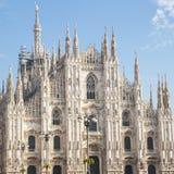 Haube von Mailand Lizenzfreie Stockfotografie