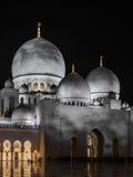 Hauben der großartigen Moschee Stockbilder