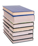 Haufen der Bücher Stockfotografie