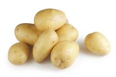 Haufen der Kartoffeln Stockbilder