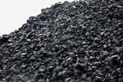 Haufen der Kohle lizenzfreie stockfotografie