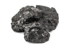 Haufen der Kohle lizenzfreie stockbilder