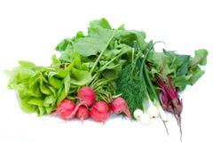Haufen des Gemüses Lizenzfreie Stockfotografie