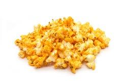 Haufen des Popcorns. Stockfotografie