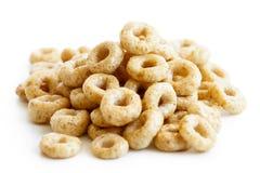 Haufen von Honig cheerios lizenzfreie stockbilder