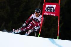 HAUGEN Leif Kristian in Audi Fis Alpine Skiing World-Kop Men's Stock Foto