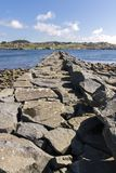 Haugesund in Norvegia Fotografia Stock Libera da Diritti