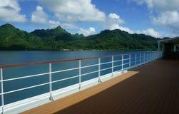 Hauhine Island Royalty Free Stock Photo