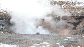 Haukadalur stock footage