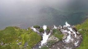 The Haukeli Mountain Area. In Norway stock video footage