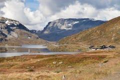 Haukeliseter en Hardangervidda Imagenes de archivo