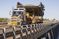 Haul Truck Royalty Free Stock Images