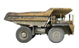 Haul truck Royalty Free Stock Image