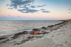 Haulover Beach Canadian Hole Outer Banks North Carolina Royalty Free Stock Photos