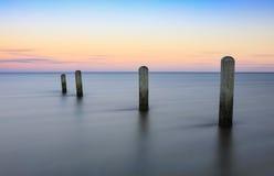 Haulover Beach Canadian Hole Outer Banks North Carolina Royalty Free Stock Image