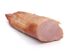 Haunch 01. Meat from pig,pork haunch royalty free stock image