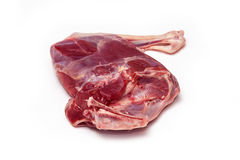 Haunch of Venison Royalty Free Stock Photography