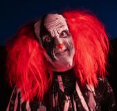 Haunted Clown stock photos