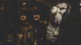 Haunted Halloween party. In Makhachkala Royalty Free Stock Images