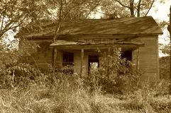 Haunted House 2 Stock Photography