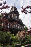 HAUNTED HOUSE - DISNEYLAND Stock Images
