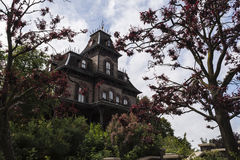 HAUNTED HOUSE - DISNEYLAND Stock Image