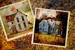 Haunted Houses Stock Images