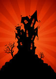 Haunted Mansion Royalty Free Stock Photography