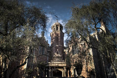 The Haunted Mansion Royalty Free Stock Photo