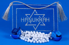 Haunukkah royalty free stock photo