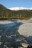 Haupiri River Stock Photo