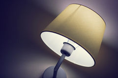 Haupt-deco Lampe Stockbild