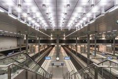 hauptbahnhof berlin Стоковое фото RF