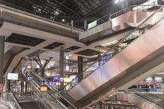 hauptbahnhof berlin Стоковое Изображение RF