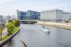 Hauptbahnhof Royalty Free Stock Image