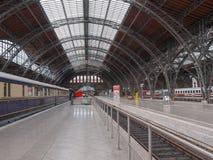 Hauptbahnhof Leipzig Royalty Free Stock Image