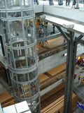 hauptbahnhof neuere berlin Zdjęcie Royalty Free