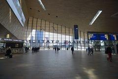Hauptbahnhof Rotterdam stockfoto