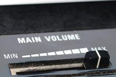 Hauptdatenträgerlautstärke lizenzfreie stockfotografie