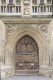 Haupteingang der Abtei, Bad Stockfoto