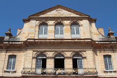 Haupteingang von Cluny Abbey Lizenzfreie Stockfotos