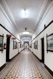 Hauptgebäude Korridor IIT Roorkee Lizenzfreie Stockbilder