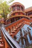 Hauptgebäude von Höhle Gupteshwar Mahadev in Pokhara, Nepal stockbild