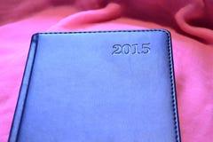 Hauptgeschichte 2015 Lizenzfreies Stockbild