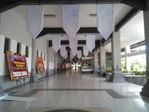 Hauptkorridor stockbild